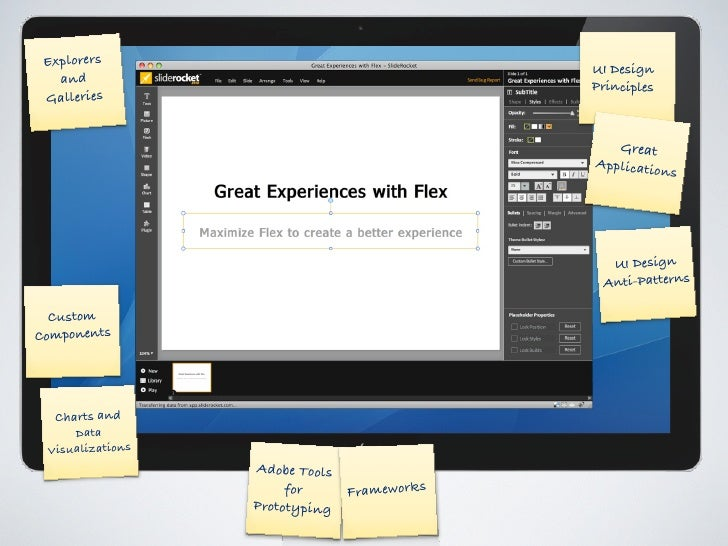 Great Experiences With Flex