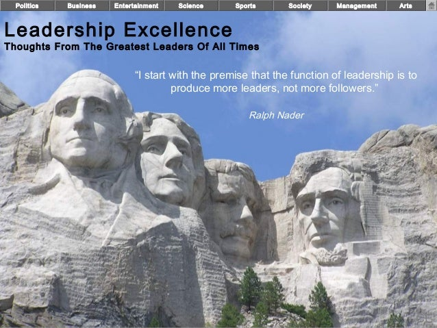 Politics  Business  Entertainment  Science  Sports  Society  Management  Arts  Leadership Excellence  Thoughts From The Gr...