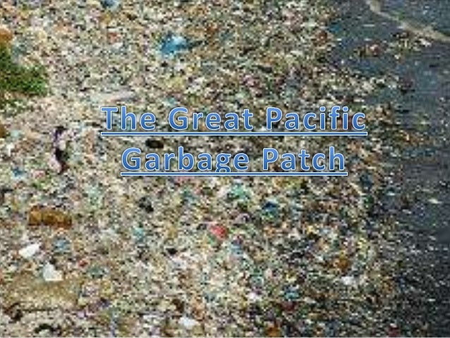the great garbage patch But the great pacific garbage patch has always been less substantial than it sounds, less an island in the ocean than a big idea that floats around inside our heads.