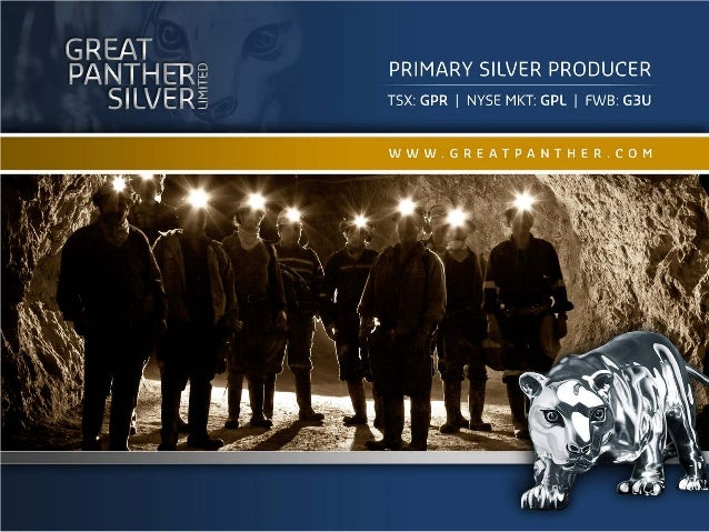 2 SILVER Primary Silver Producer 55% Ag, 36% Au, 9% Pb-Zn PRODUCER Two 100% owned mines in Mexico Unhedged Ag & Au UPSIDE ...