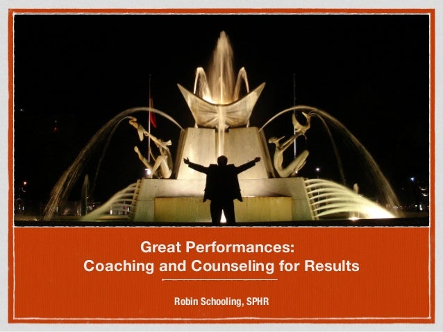 Great Performances: 