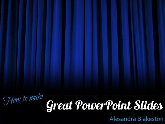 Alesandra Blakeston