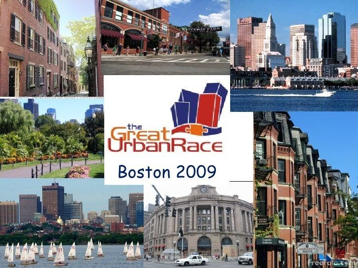 Great Urban Race