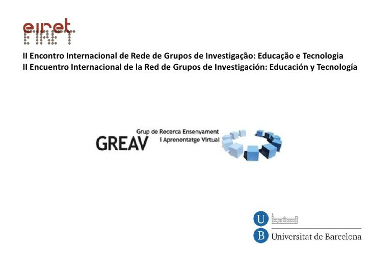 GREAV - EIRET, 2012
