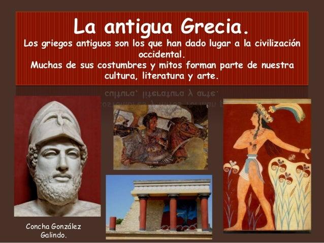 Grecia antigua for Cultura de la antigua grecia