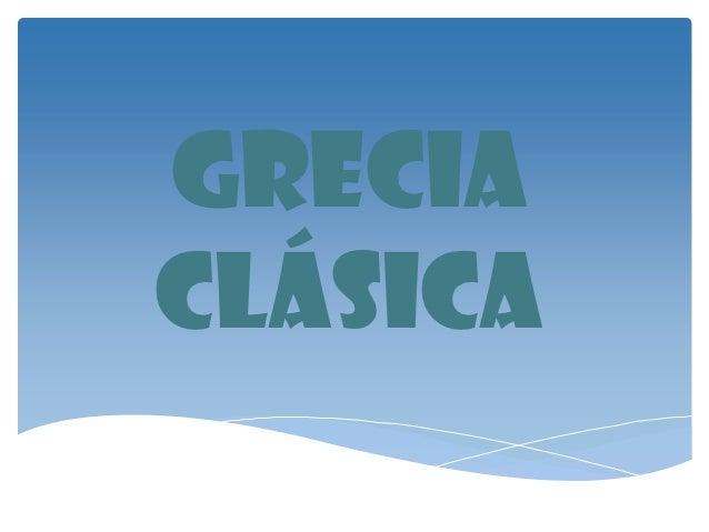 GreciaClásica