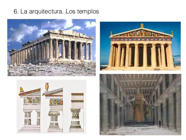Grecia cultura for Arquitectura de grecia
