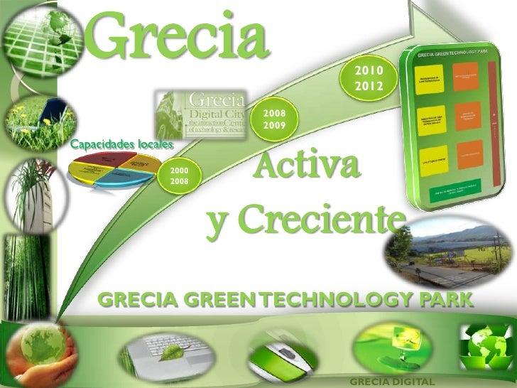 Grecia green technology park
