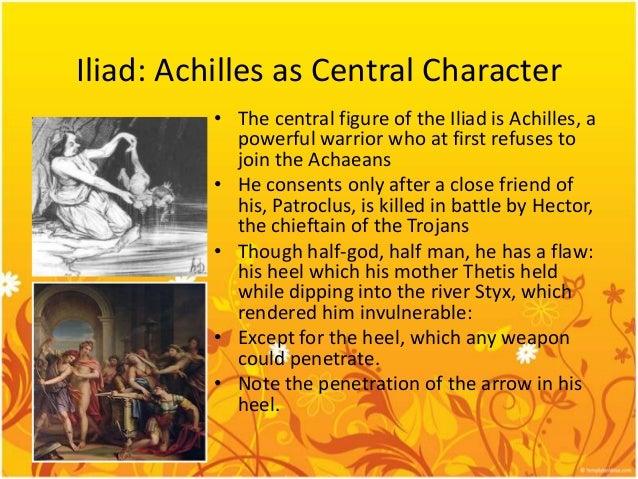iliad and achilles dearest friend