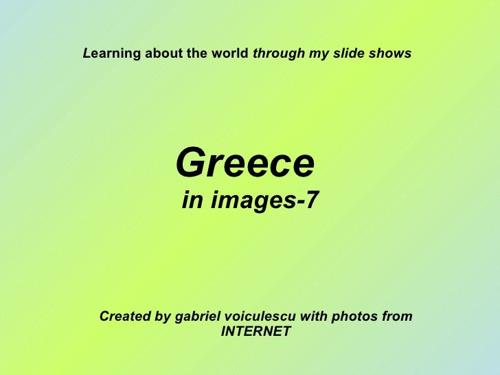 Greece in images-7