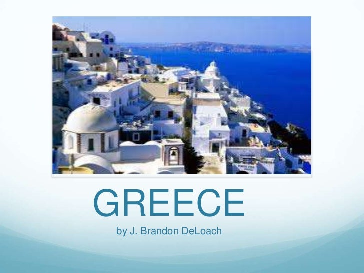 Greece by j b d