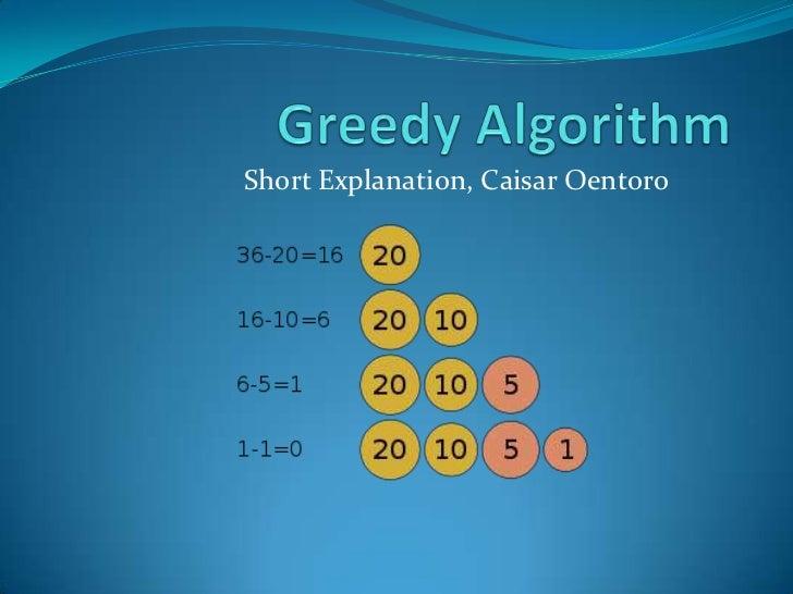 Short Explanation, Caisar Oentoro