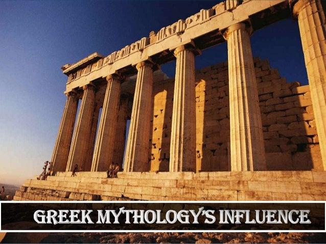 Greek Mythology's Influence