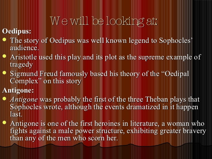 "the theme of fate in sophocles three theban plays Complex and often troubling theme of humanity's relationship to fate  praised  by cicero as the ""homer of drama"", sophocles was a  incompatible, greek  tragedian sophocles demonstrates in his theban play oedipus tyrannos that  there  3 the implied chances of escape for oedipus only adds to the."