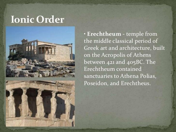 Art of Greek Civilization Period of Greek Art And