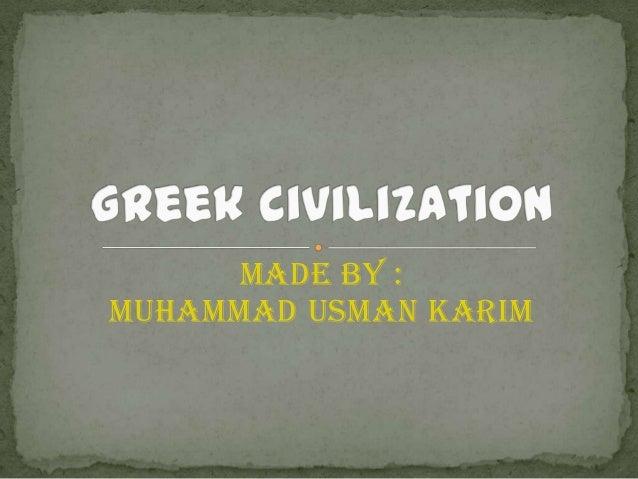 Made by : Muhammad usman karim