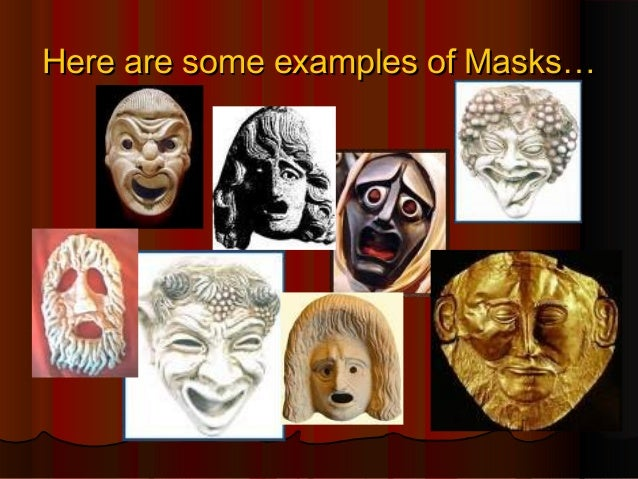 role of masks in oedipus rex A collection of roman, greek and carthaginian masks the servants will have personalities represented by the masks find this pin and more on oedipus rex #3 by roxanngiuliano1 these are not beads, ancient greek theater masks.