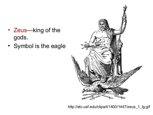 zeus symbol eagle - photo #23