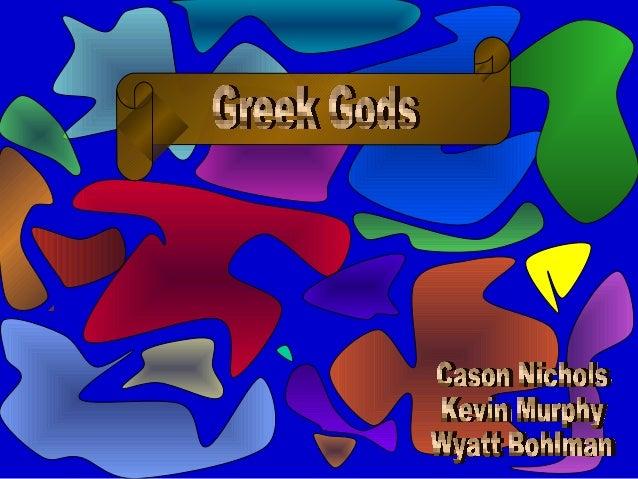 GreekGods final