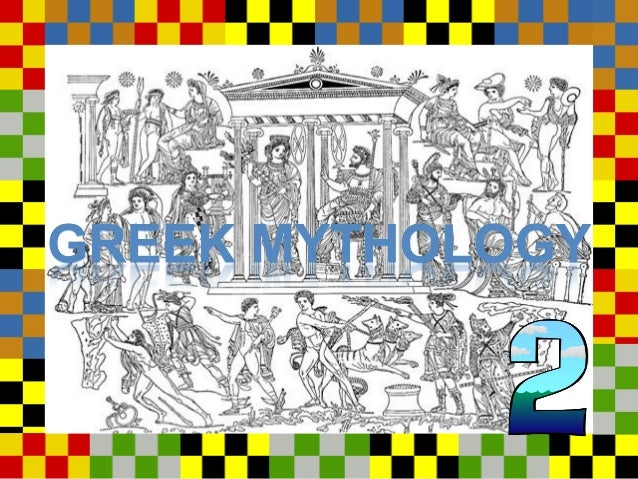 Myths have always existed to justify the humanbein's existence. Greek gods have existed andworshipped by millions of Greek...