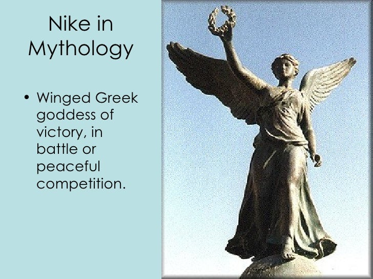 nike mythology allusion You can see nike, the goddess of victory, a snake, a shield and a spear and the spindle which of course is the symbol of the weaving of athena and the beginning of the weaving contest agains ariadne 953 views.
