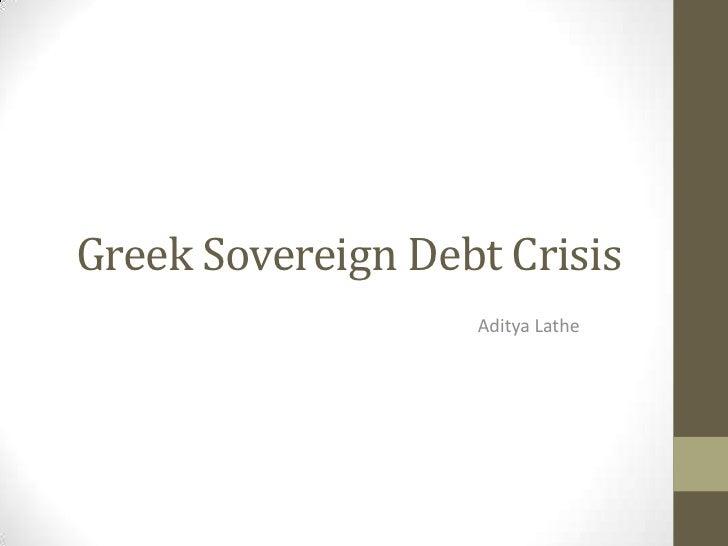 sovereign debt crisis Sovereign debt crisis list of modern sovereign debt defaults 1800 - 2012 armstrong economics: anatomy of a debt crisis(martin armstrong, 03/18/12) armstrong.