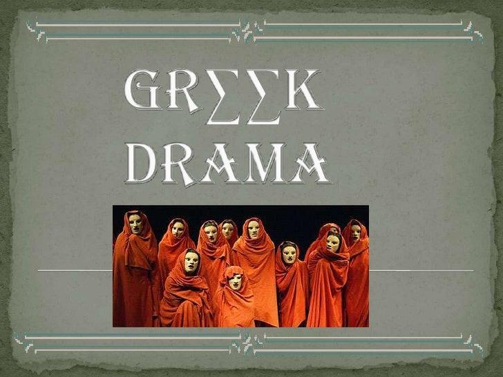Gr∑∑k      Drama<br />