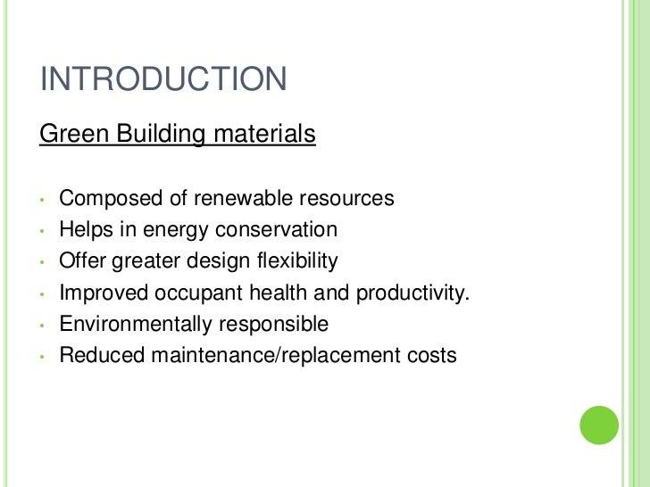 Building Materials•