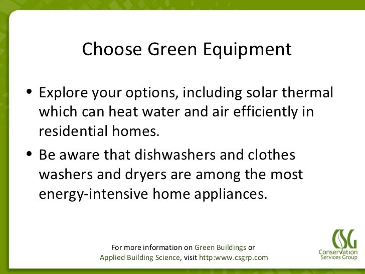 Choose Green Equipment•