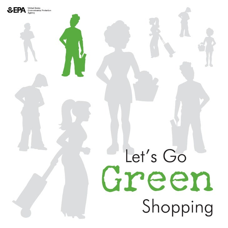 You can conserve resources, save energy, and prevent waste by buying products that: ■   Are energy efficient ■   Are used ...