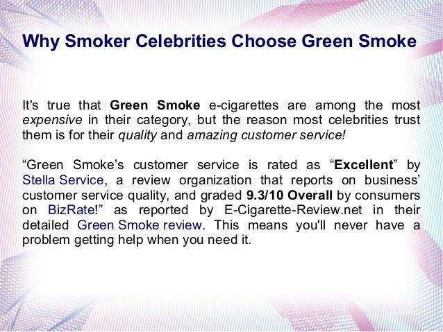 Electronic Cigarette Green Smoke Review & Coupon