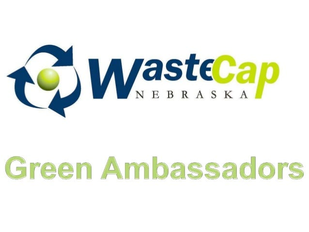 Green ambassadors product stewardship