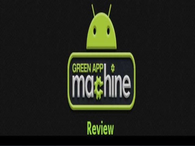 Green App Machine created by Dylan C is a software suitethat pumps out Mobile Apps that are monetized in various ways.This...