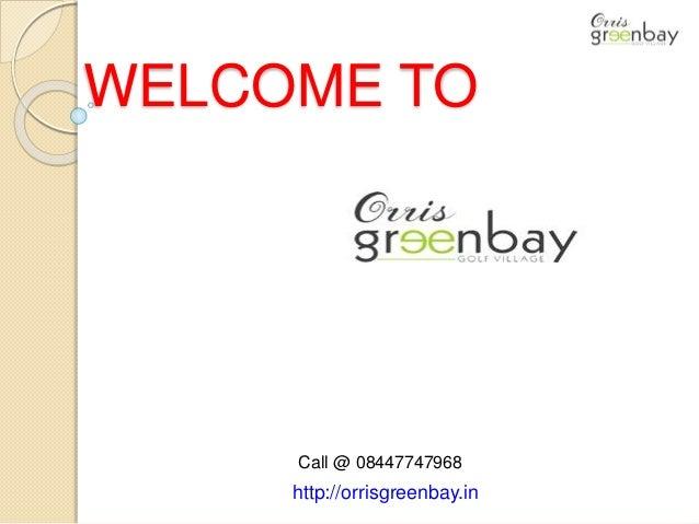 Greenbay golf village map location