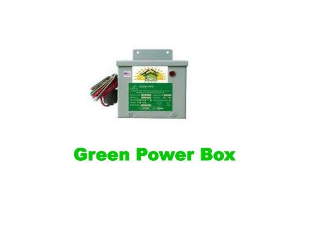 Green Power Box