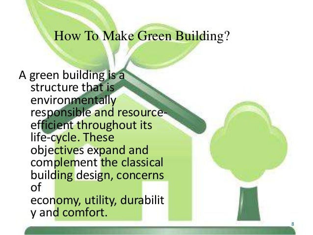 how to make green building a green building is a
