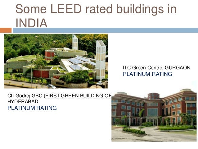 Green Building of India