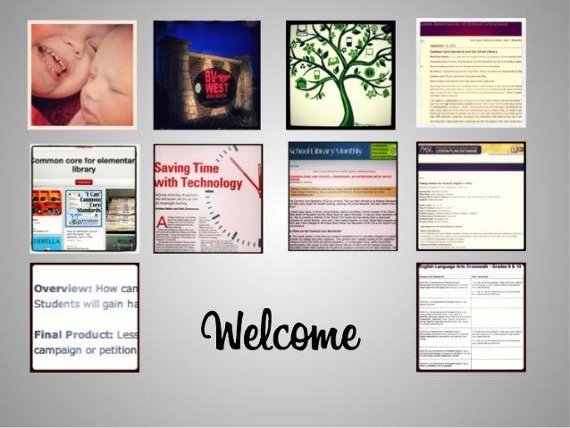 CCSS and Libraries - Greenbush Presentation