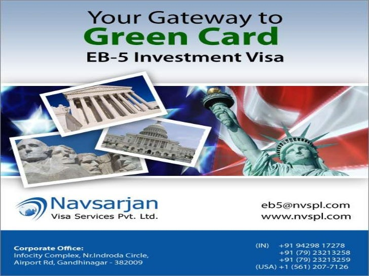 Green Card Eb5 Visa