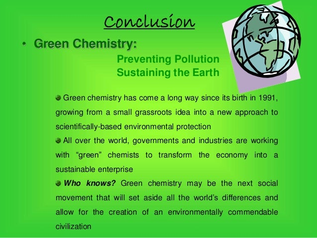 "green chemistry research papers ""green chemistry"") yet, while the general consensus is a growing body of research suggests that exposure to chemical emissions—in particular, volatile."