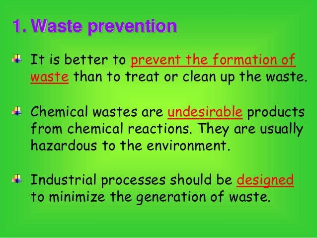 an analysis of the activities for pollution prevention Pollution prevention and mitigation measures pollution the mitigation of potential adverse impacts from project activities pollution prevention and.