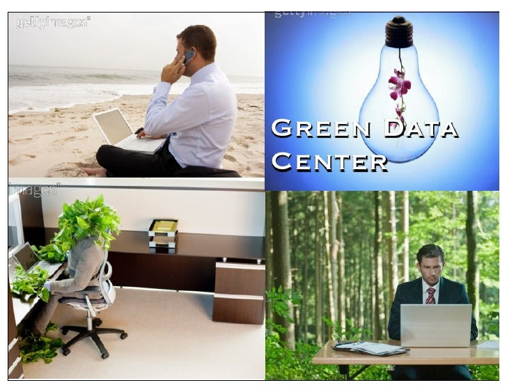 Green Data Center                  1