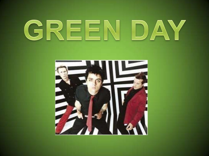 GREEN DAY<br />