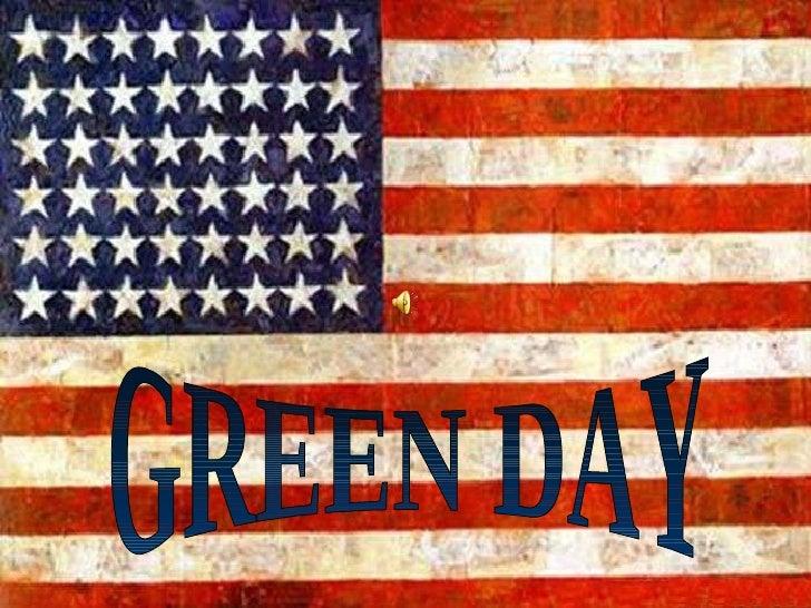2 GREEN DAY