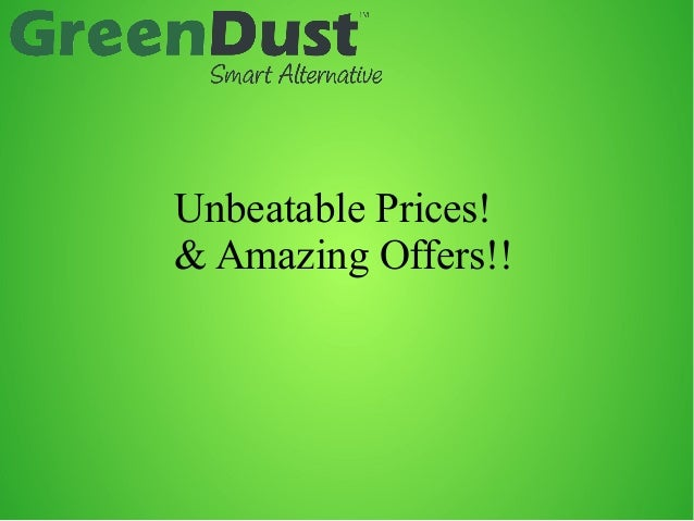 Unbeatable Prices! & Amazing Offers!!