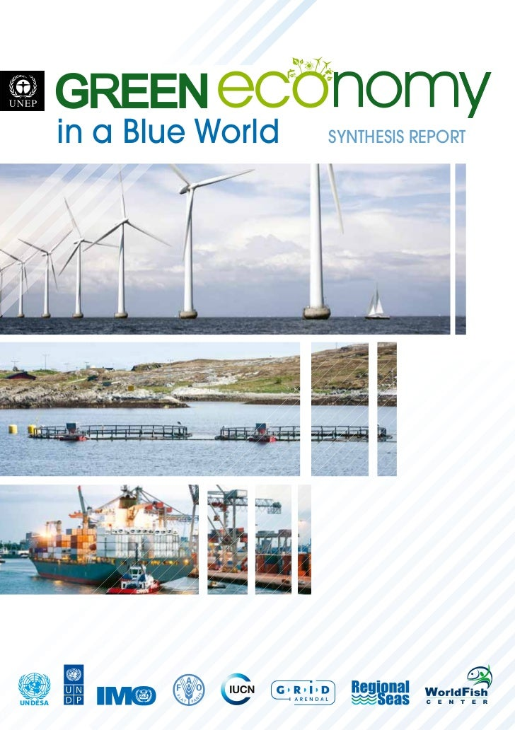 in a Blue World   SYNTHESIS REPORTUNDESA