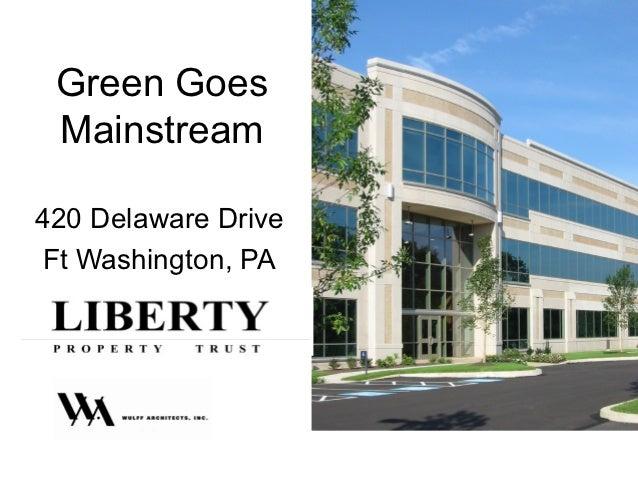 Green Goes Mainstream2