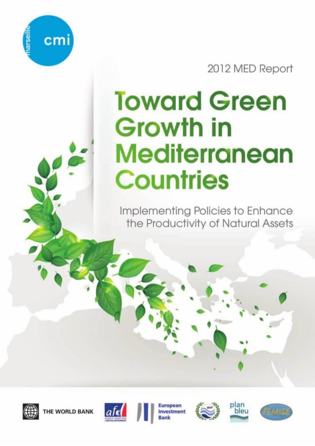 Green growth2012medreport full_en