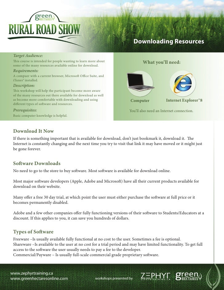 Downloading ResourcesTarget Audience:This course is intended for people wanting to learn more about               What you...