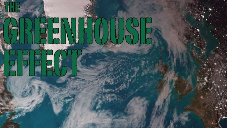 Greenhouse Effect -Stand-up version